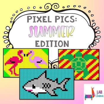 Pixel Pics: Summer Edition