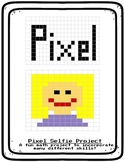 Pixel Selfie| Fraction Art, Perimeter, Area