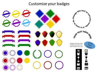 Pixlr Open Badges