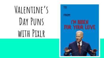 Pixlr Valentines Bundle - Chromebook & Google Classroom Ready