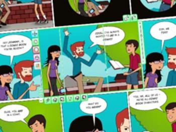 Pixton Comic Creator Directions