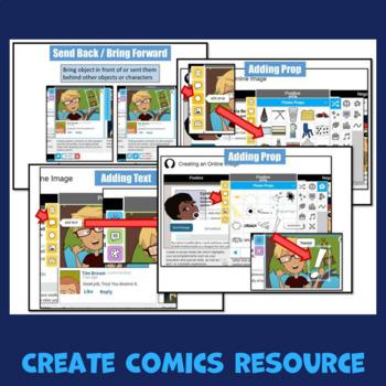 Pixton Make Comics Guide