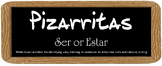 Pizarritas (Student white board) Activities for Ser and Estar