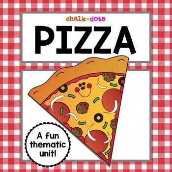 Pizza Thematic Unit