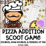 Pizza Addition Game
