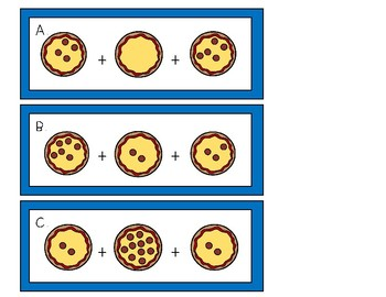 Pizza Addition and Subtraction