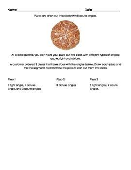 Pizza Angles