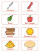 Pizza BINGO Game