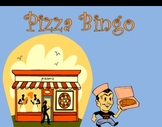 Pizza Bingo (A Pre-Primer/Primer Dolch Word Game)