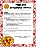 Pizza Box Biography Project