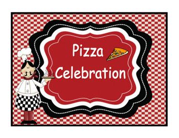 Pizza Celebration