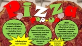 Pizza - Chemical Changes (Science), Fundraising, Cooking and Planning skills