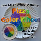 Pizza Color Wheel