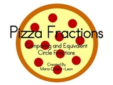 Pizza Comparing Fractions