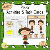 Pizza Activities and Task Cards