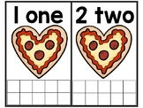 Pizza Counting Frames