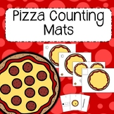 Pizza Counting Mats