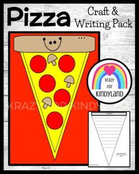 Pizza Craft and Writing