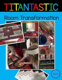 Pizza Day Centers and Activities - Room Transformation