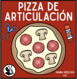 Pizza De Articulación: A Speech Craft Activity (Español)