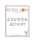 Pizza Division Activity Room Transformation