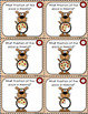 Pizza Dog Fractions Task Cards and Worksheets
