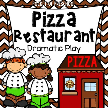 Pizza Resturant Dramatic Play