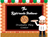 Pizza Dramatic Play with Printable Pizza and Ingredients