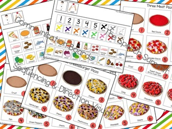 Pizza: Early Language Targets