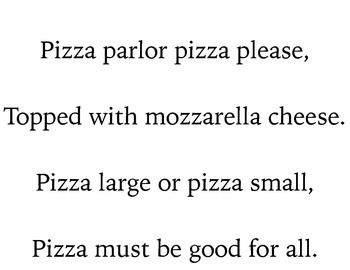Pizza For All - Instruments