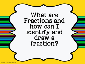 Pizza Fraction Lesson and practice