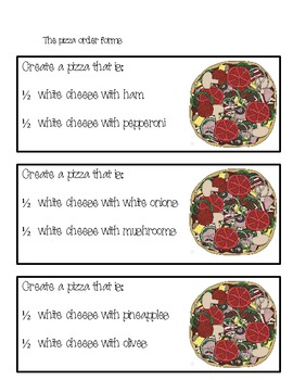 Pizza Fractional Fun