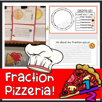 Pizza Fractions!