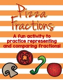 Pizza Fractions