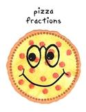 Pizza Fractions Activities
