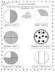 Pizza Glyph Craftivity to Teach 2D Shapes and Fractions (CCSS Aligned)