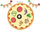 Pizza Language Activities