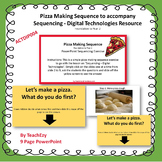 Pizza Making Sequence PowerPoint FREE