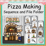Pizza Making Sequence and File Folder Matching