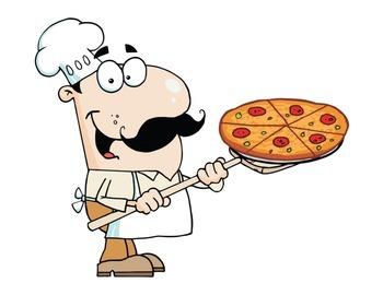 Pizza Man Rhythm Activity