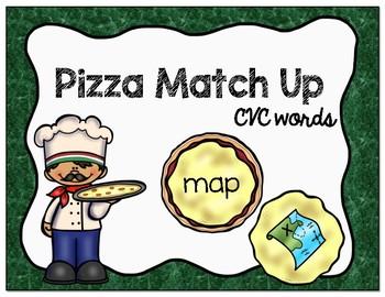 Pizza Match Up CVC