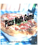 Pizza Math Centers