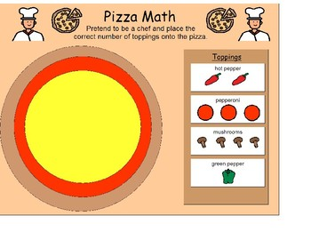 Pizza Math/Community Helpers