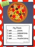 Pizza Math Craftivity