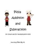 Pizza Math Game