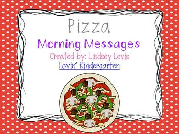Pizza - Morning Messages