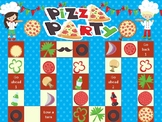 Pizza Open Ended Board Game
