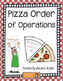 Pizza Order of Operations