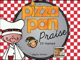 Classroom Management - Pizza Pan Praise {elf}