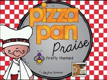 Classroom Management - Pizza Pan Praise {firefly}